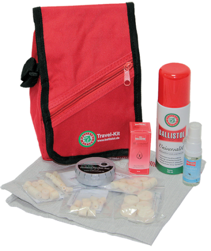 Ballistol sets travel kit+vfg sets