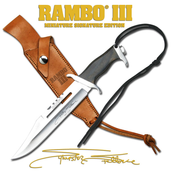 Rambo-Fixed Blade Knife