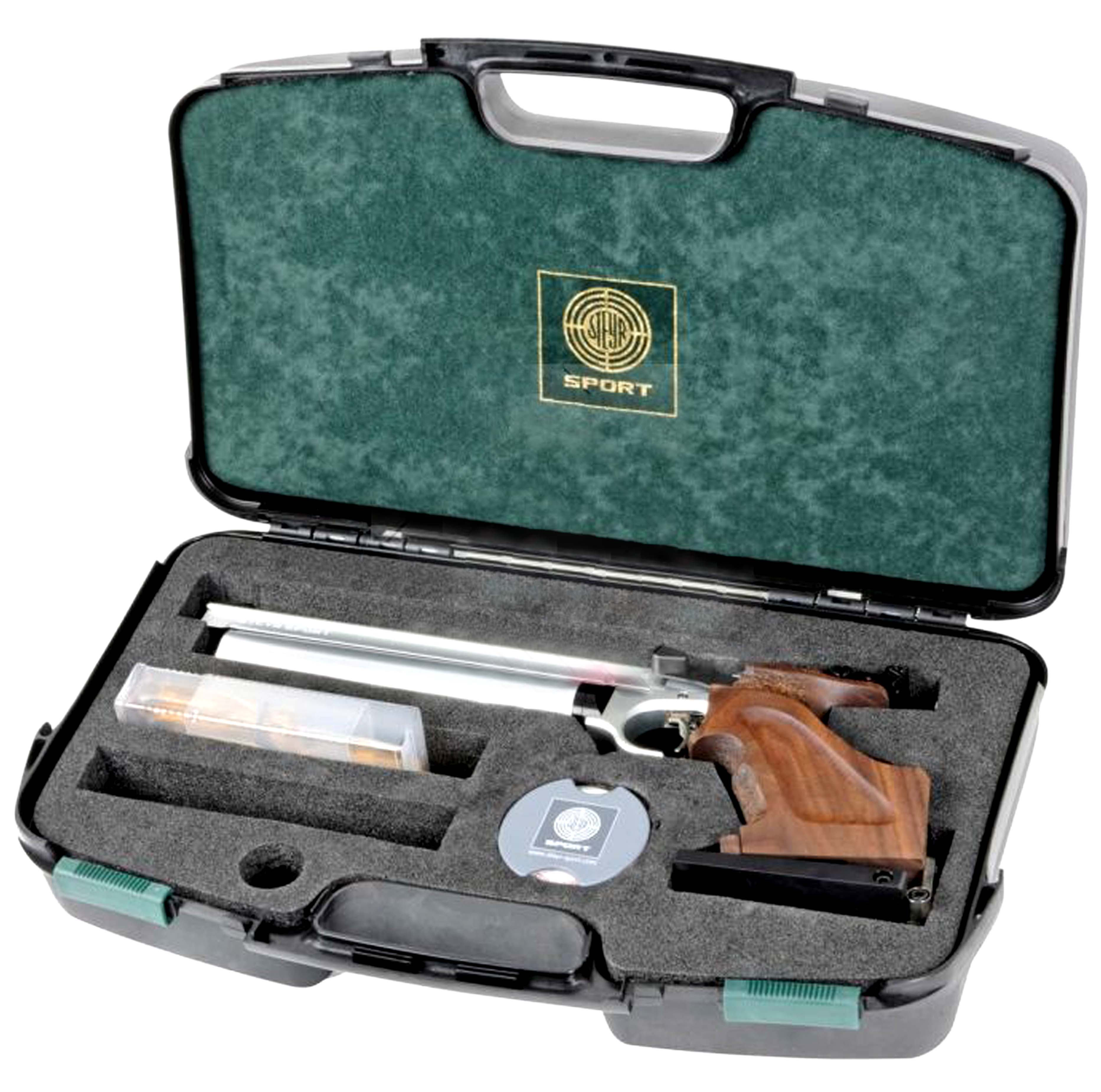Steyr Plastic Pistol Hard Case - Click Image to Close