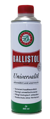 Ballistol Oil 500 ml